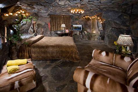 The Caveman Room
