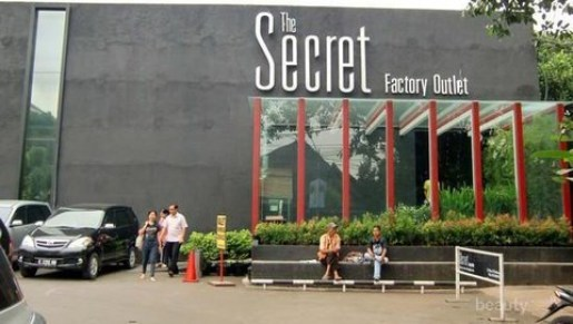 DSE Factory Outlet Bandung