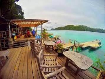 Penginapan di wisata Pulau Weh, Sabang, Aceh