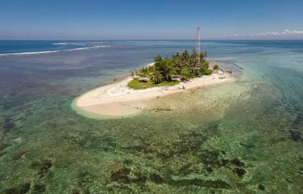 Pulau Tikus di Bengkulu
