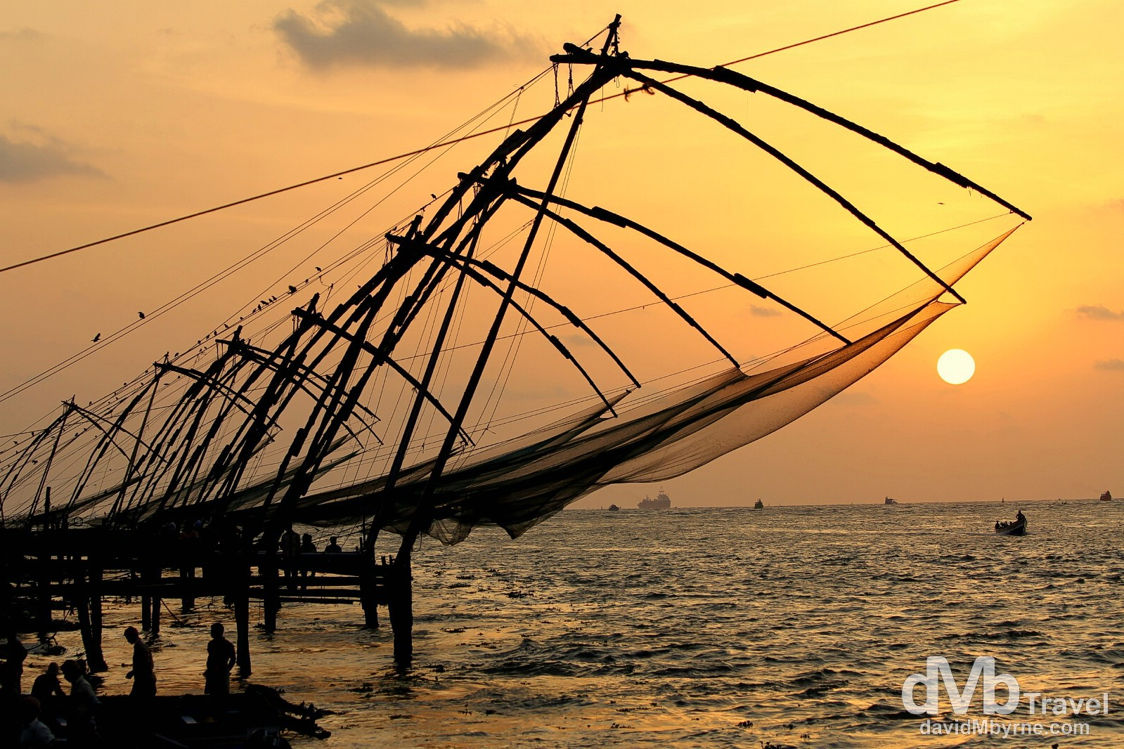 Fort Kochi Cochin Kerala India Worldwide Destination