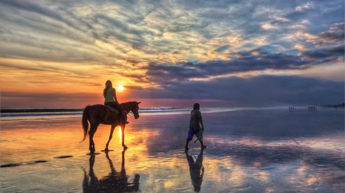 Explore Bali on horseback