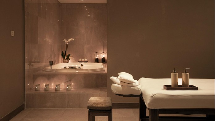 Body Temple Spa in the laid-back town of Canggu.
