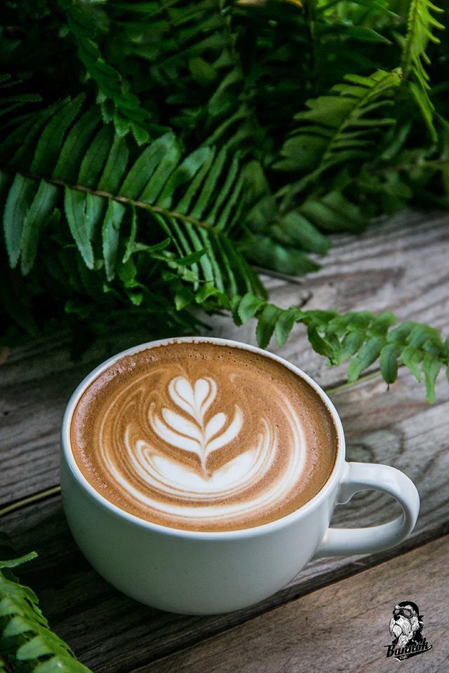 Bannok coffee