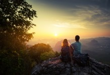 Thailan's best romantic photo spots