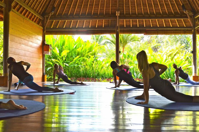 Visitors can immerse themselves in authentic Balinese culture by exploring the art village. Image: www.facebook.com