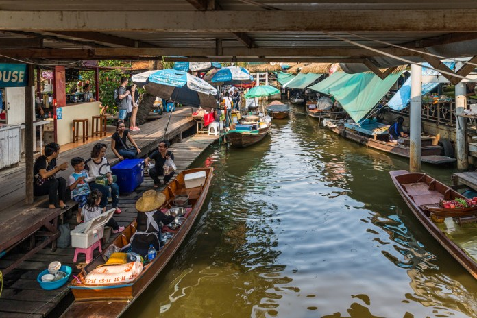 Free things to do in Thailand