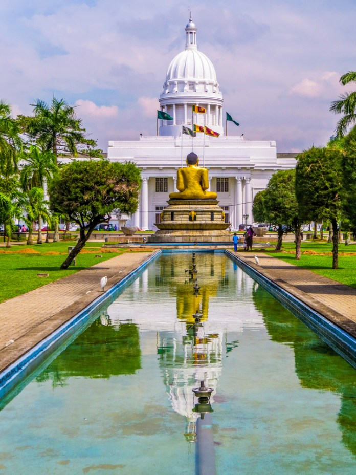 Colombo is the cultural hub of Sri Lanka