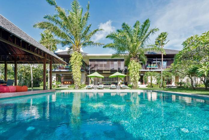 The low season in Bali is also about the lower prices for luxury accomodation