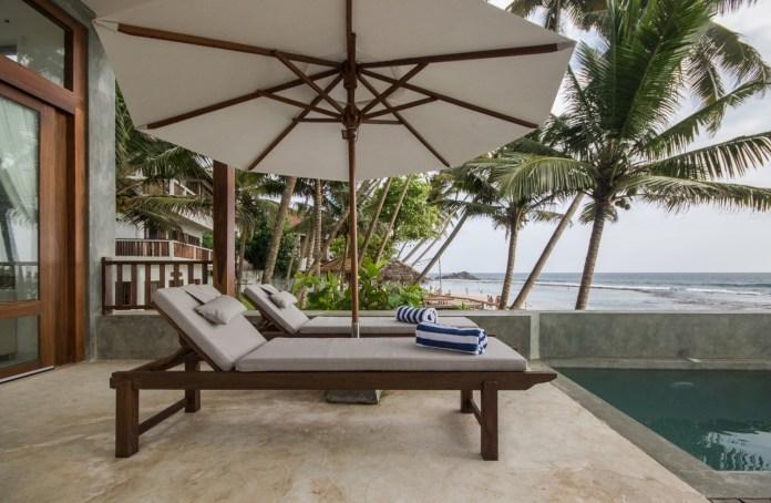 Beachfront luxury at the Skinny Beach House