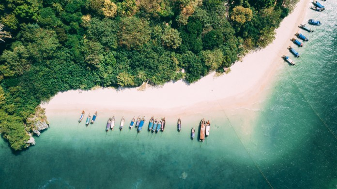 Thailand´s beaches are world - famous