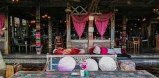 artistic places in bali and boho vibes in bali