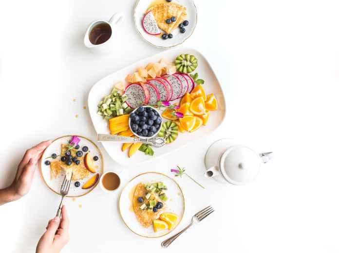Bali breakfast Bali diet