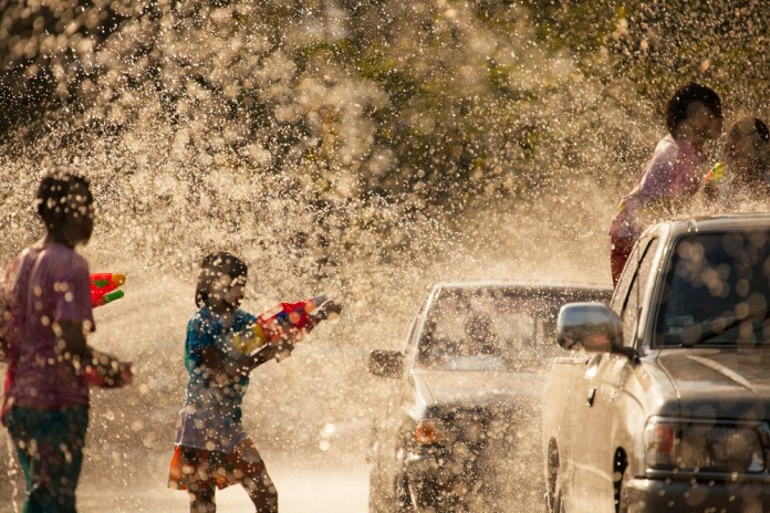 Songkran will be one of the ultimate family events in Thailand in 2019!