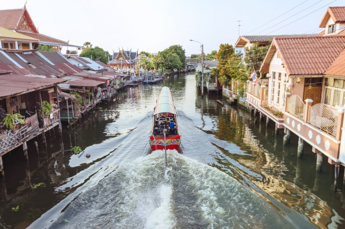 A foodie adventure will be one of the best family things to do in Thailand in 2019.