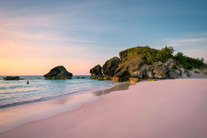 Where To Find A Pink Beach Near Bali Beyond