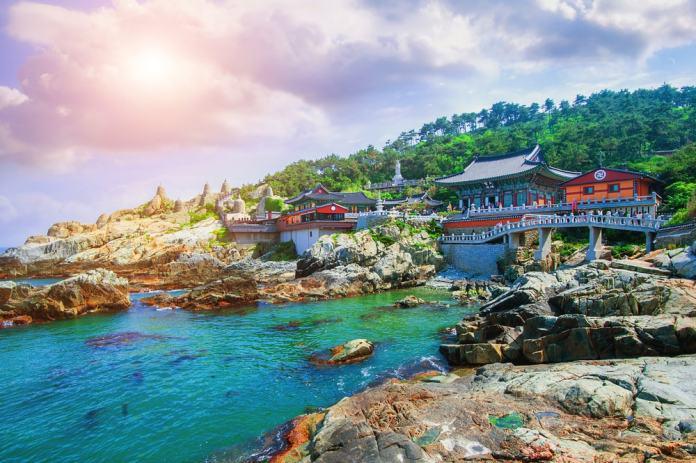 Haedong Yonggungsa - the beauty of Busan.