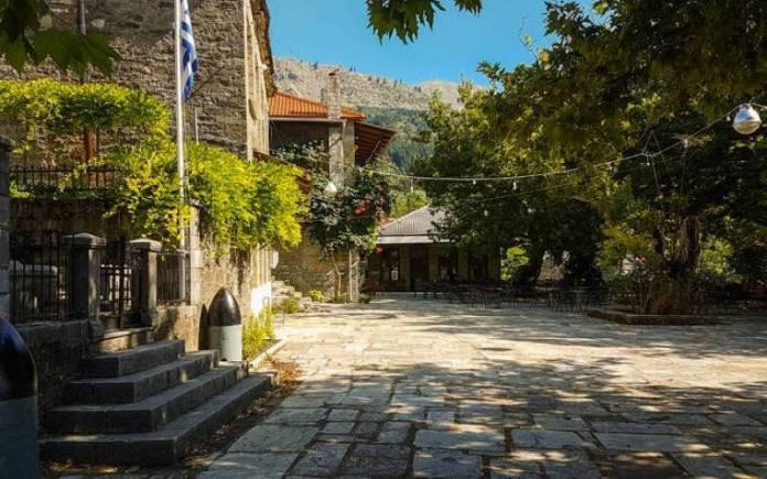 Βουργαρέλι - Ένα πανέμορφο χωριό στην «αγκαλιά» των Τζουμέρκων  (Βίντεο+φωτογραφίες) - TRAVEL