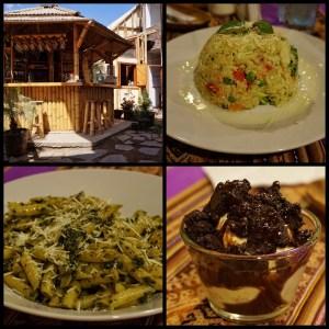 Huacachina Dinner