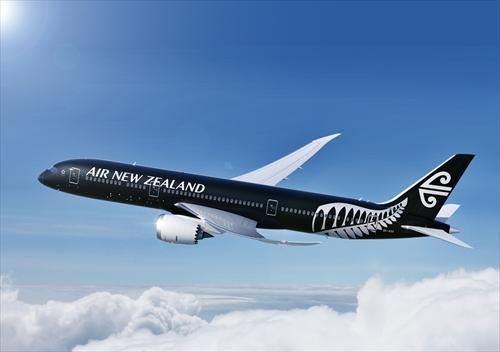 ニュージーランド航空 ニュージーランド政府観光局との提携強化 さらに機体新デザインを発表