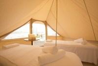 国内ホテル初!夏のリゾートスパは海辺にテント!SPA然 TOKYO 「Under the Sky~潮風を感じて~」