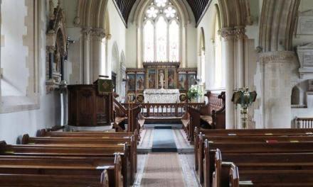 Doctor Who – St. Mark's Church – Cardiff