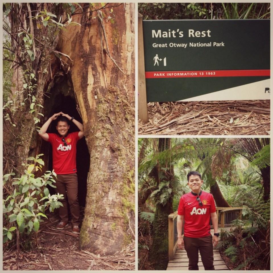 mait's rest-B