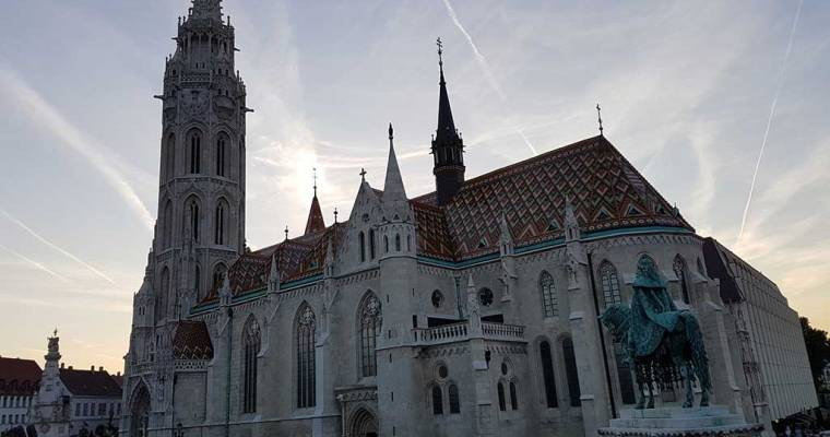 If You Only Have One Night In Budapest