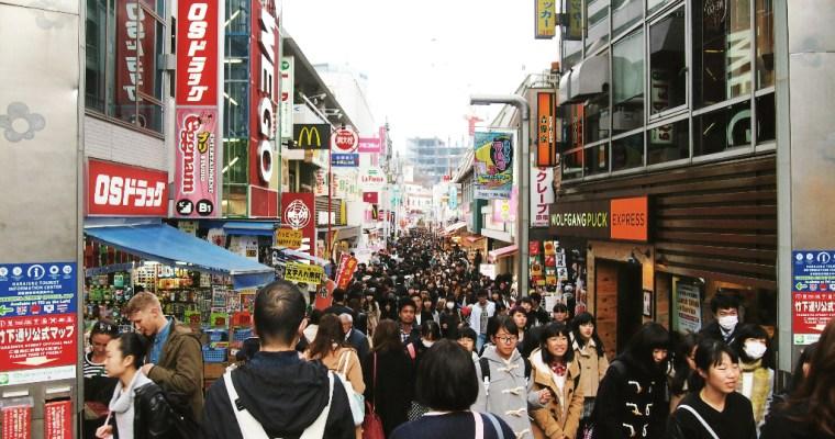 Takeshita Dori and Shopping | Harajuku Tokyo (Part 2)