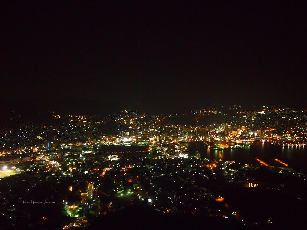 travel.joogostyle.com - Night View of Mount Inasa