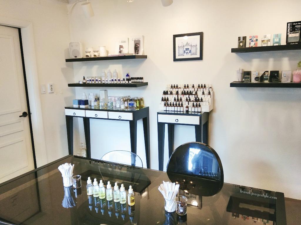 Perfume Making in Seoul