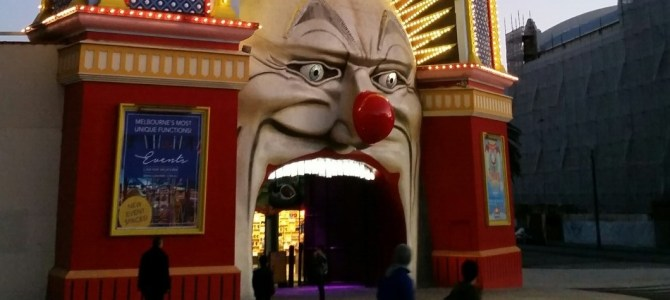[Australia] Luna Park – Fun From Hell