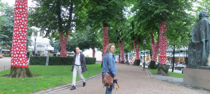 Helsinki –touristing