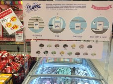 mochi ice cream, at luxury prices