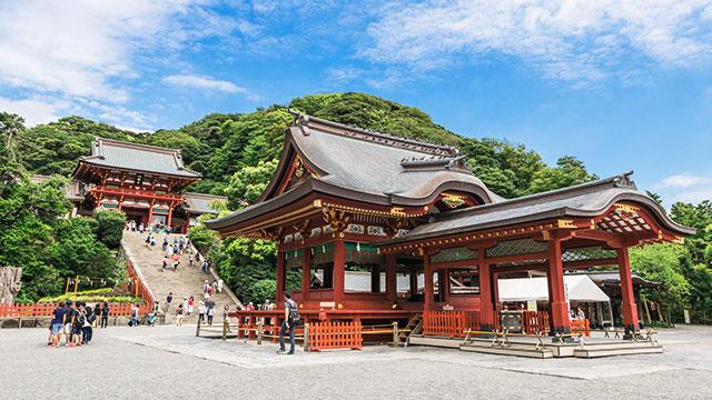 「鶴岡八幡宮」の画像検索結果