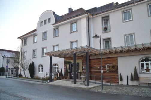 Das Mühlbach Bad Füssing - mosi-unterwegs