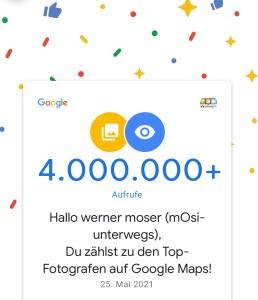 mOsi-unterwegs - google maps