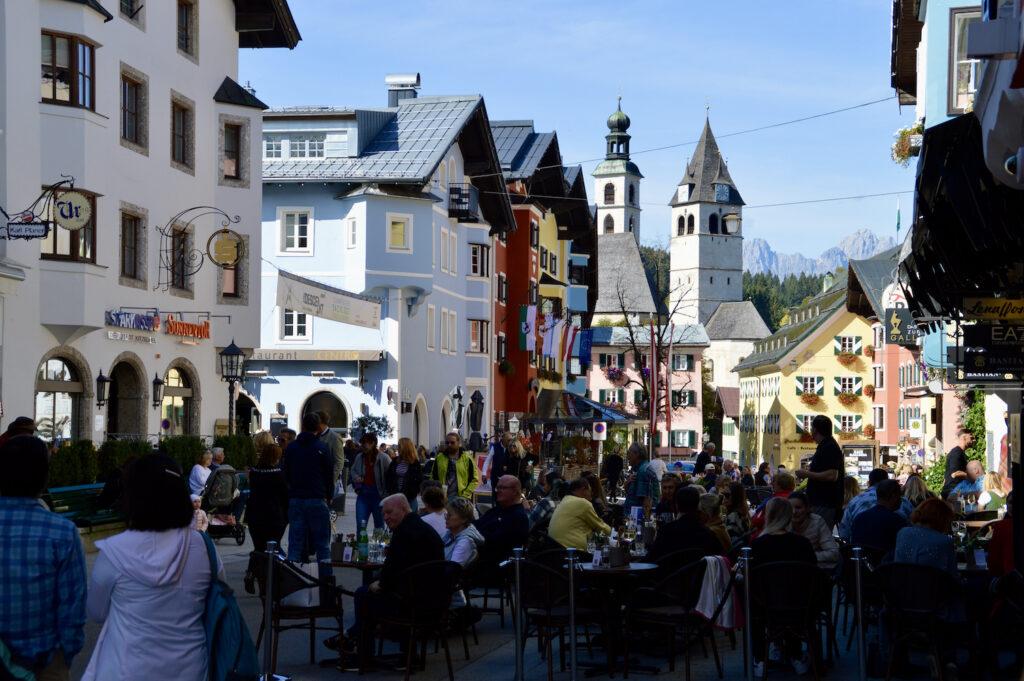 Kitzbühel - mosi-unterwegs