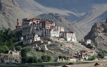Monastero dei due naga a Likir