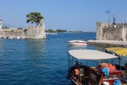 <h5>Nafpaktos</h5><p>Tree growing up on a castle!</p>