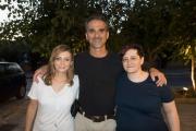 <h5>With Christina and Mima</h5>