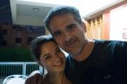 <h5>With my niece Konstantina</h5>