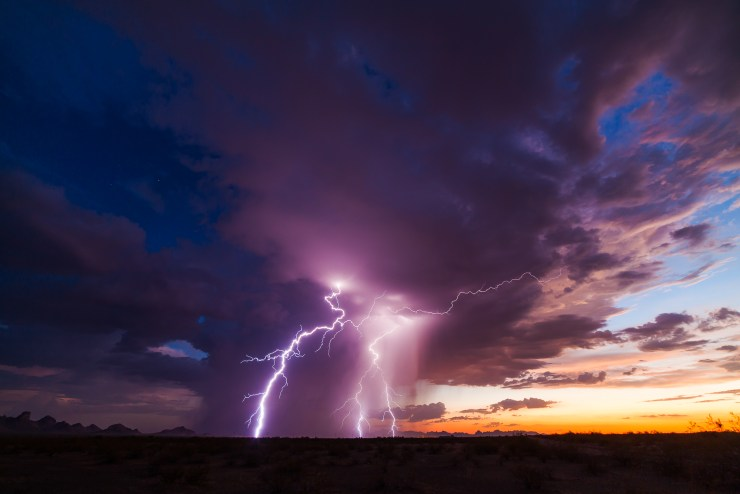 Mike Olbinski Arizona Monsoon 15
