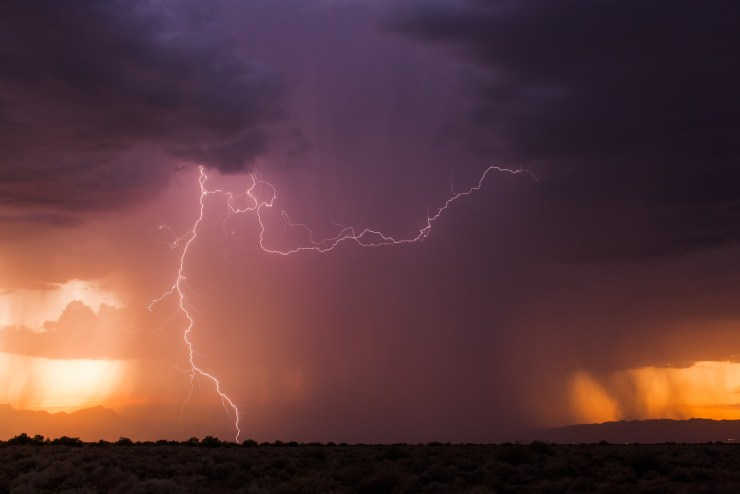 Mike Olbinski Arizona Monsoon 9