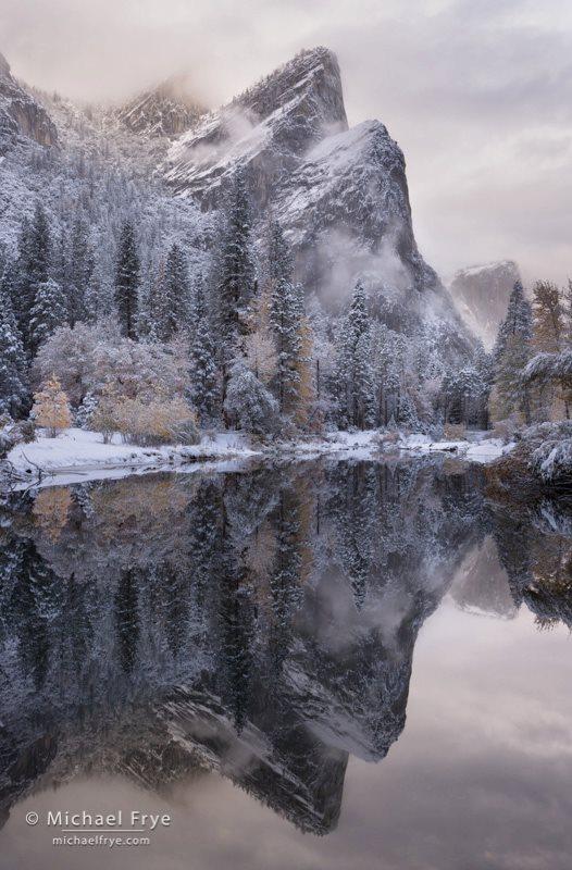 Three Brothers Yosemite Michael Frye
