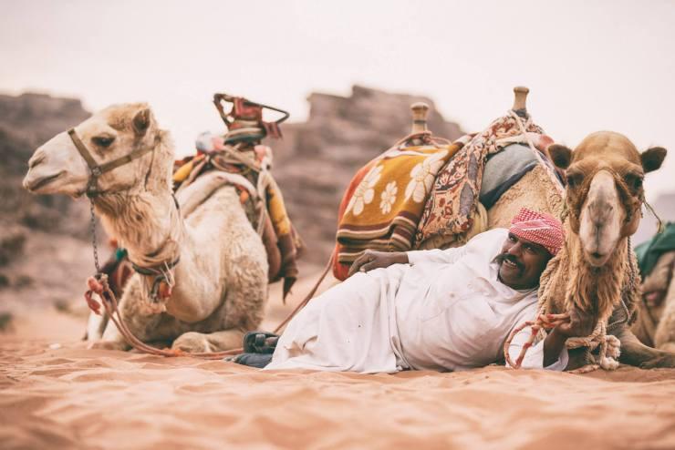 Wadi Rum Jordan Michael Bonocore