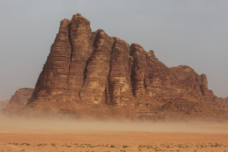 Wadi Rum Jordan Seven Pillars of Wisdom Michael Bonocore