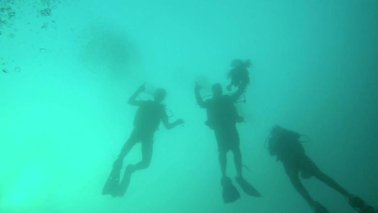 Christian Grewe_Colombia_Underwater