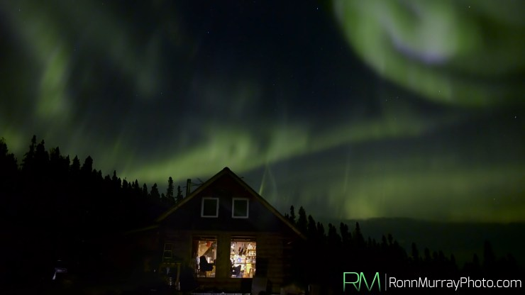 Ronn Murray Northern Lights Alaska Film 2
