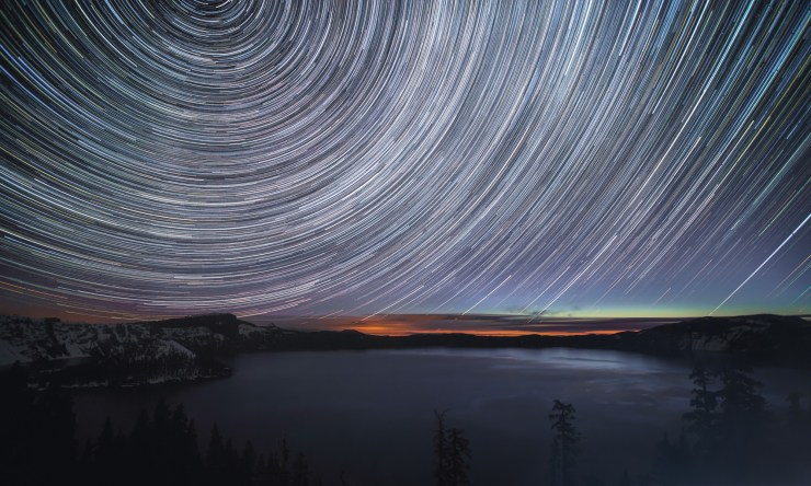 Crater-Lake-Michael-Bonocore-Star-Trails